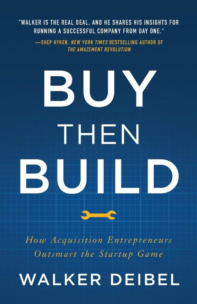Buy Then Build